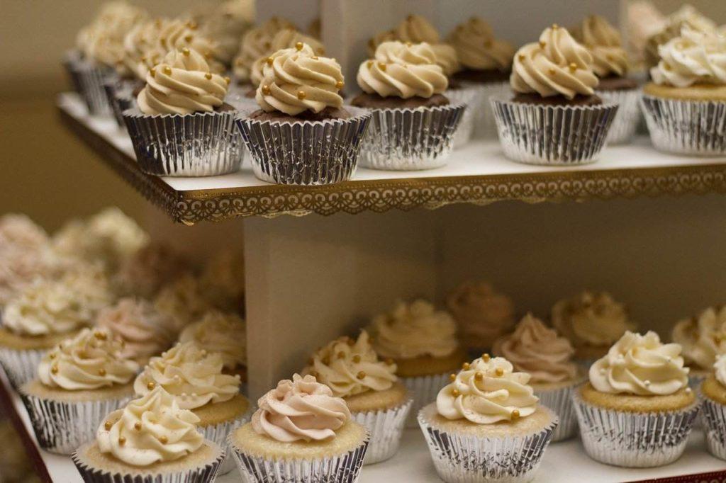 german birthday treats cupcakes