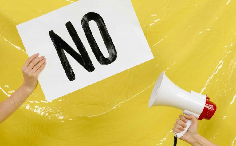 How to Say 'No' in German [& Use German Negation]